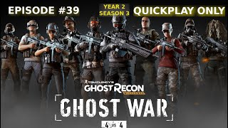 Ghost Recon® Wildlands* Ghost War PvP #39 [Quickplay Only]