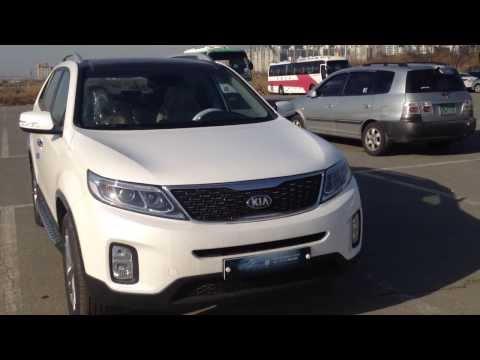 Kia Sorento NEW Prestige 2014г 2Л 4WD