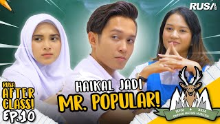Cover images Bila Jadi BUDAK POPULAR Dekat Sekolah! | Rusa After Class EP.10