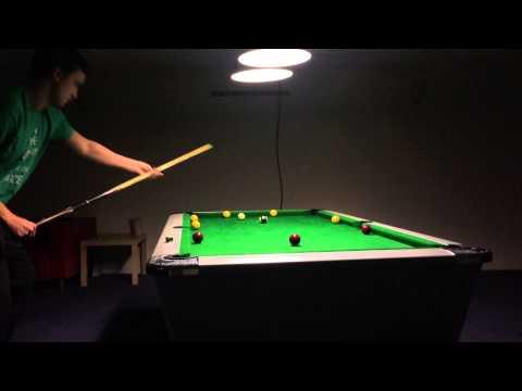 Simon Ward pool practice drill 3