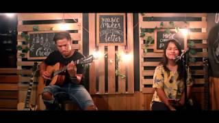Cinta Jangan Kau Pergi  Sheila Majid - Yolanda & Haris Live Cover (Torang Poenya Caffe)