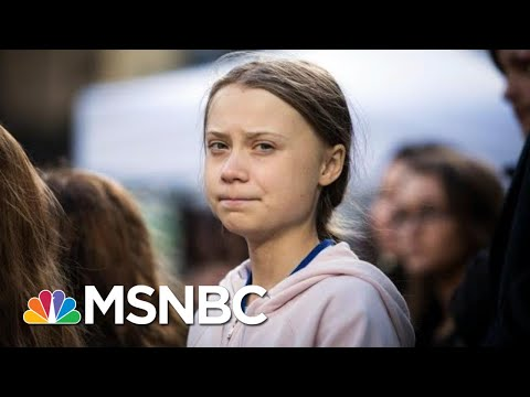 Republicans Silent After Trump Mocks Climate Activist Greta Thunberg   The 11th Hour   MSNBC