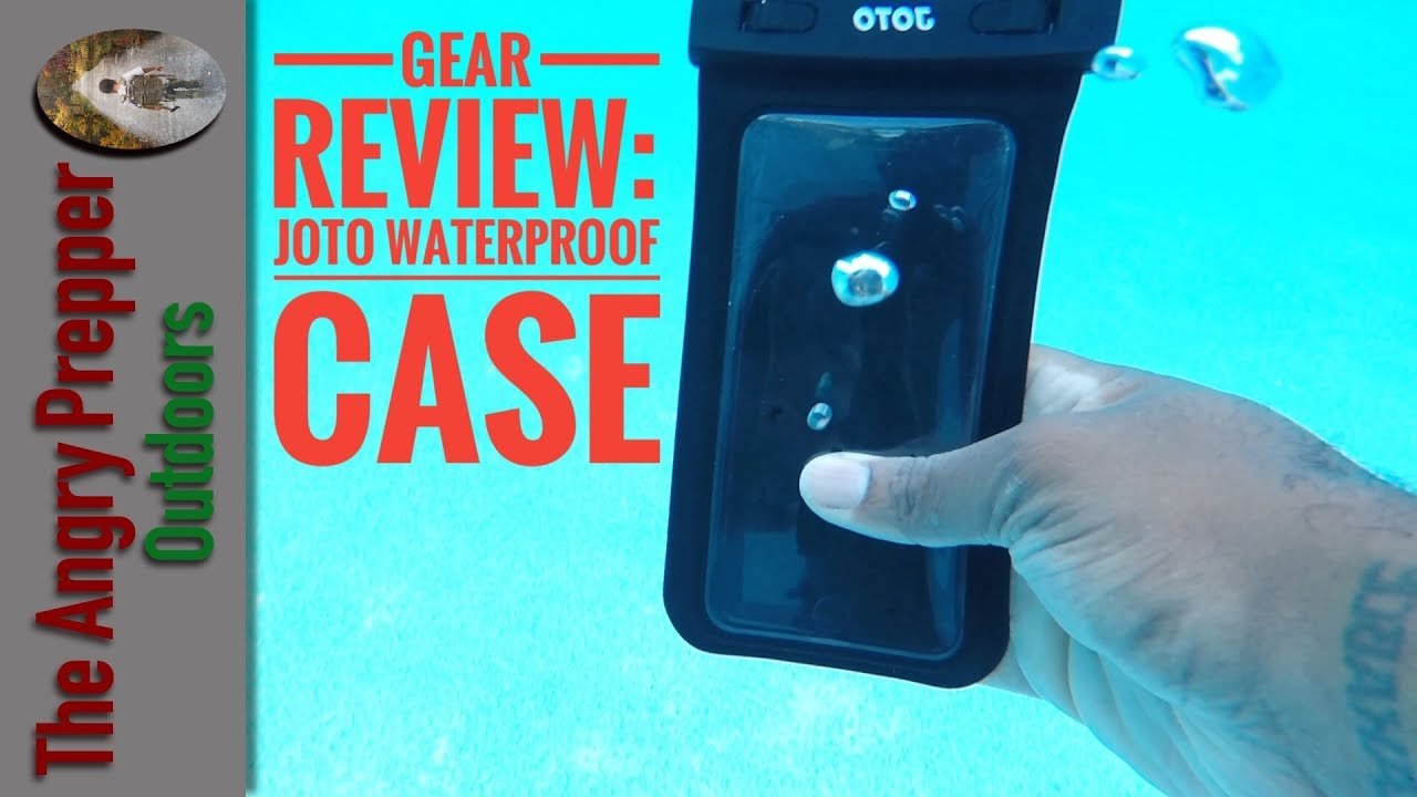 huge selection of c2462 6bfa7 Gear Review: Joto Waterproof Protection Case for your iPhone