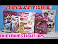 Blind Bags Opening Toys Animal Jam Plushie Num Noms Powerpuff Girls Light Ups Shopkins Surprise