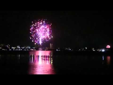 firework 2016 花火大会 guam part1