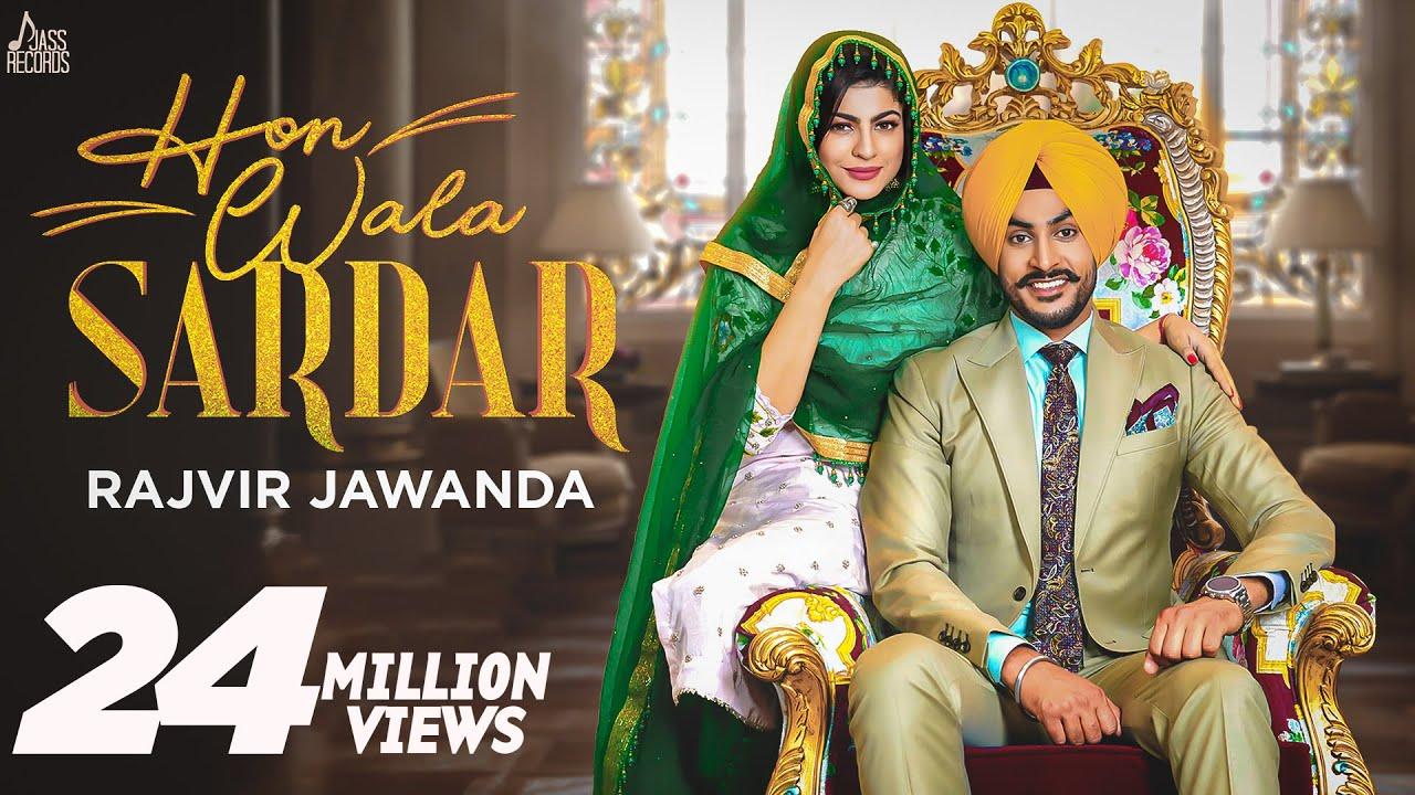 Download Hon Wala Sardar ( Full HD) - Rajvir Jawanda - MixSingh | New Punjabi Songs 2019