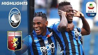 Atalanta 2-1 Genoa | Barrow-Castagne: la Dea vola al 3° posto! | Serie A