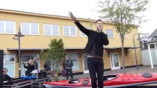Robin Bengtsson-I Can' t Go On LIVE HD.