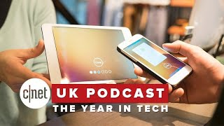 Tech and Taylor Swift in our end-of-2018 special (CNET UK podcast 549)