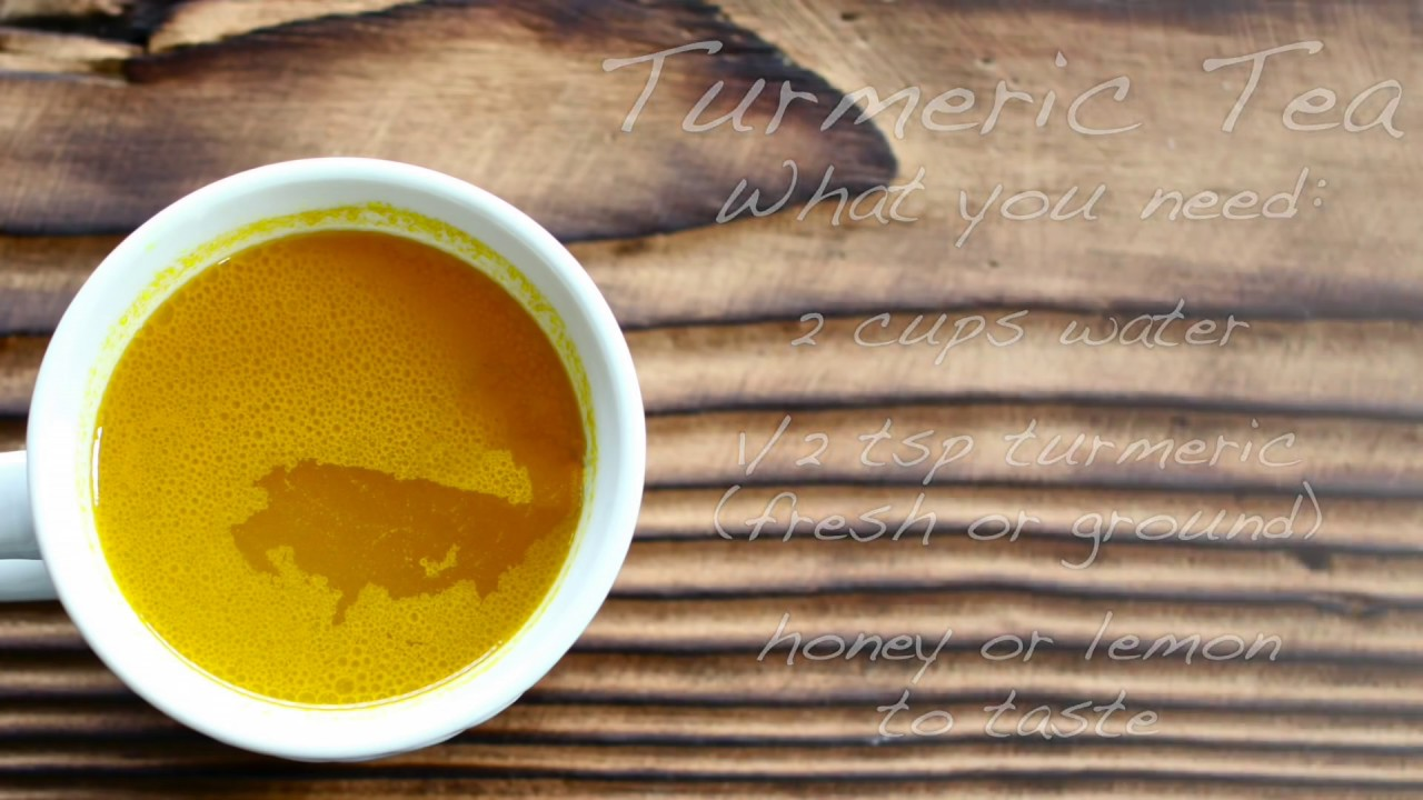 How To Make Turmeric Tea | Andrew Weil, M D