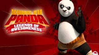 Kung Fu Panda Legends Of Awesomeness Theme REVERSED!!!!!