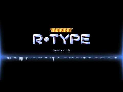 Super R-Type OST  |  Counterattack '91