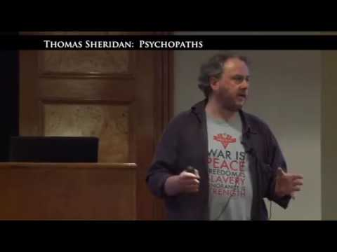 Psychopaths in Public Life and the British Parliament Thomas Sheridan
