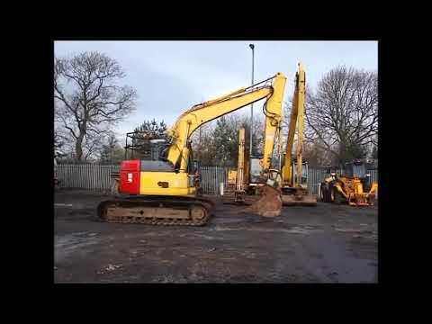 27375 2005 KOMATSU PC138US 2EL Excavator