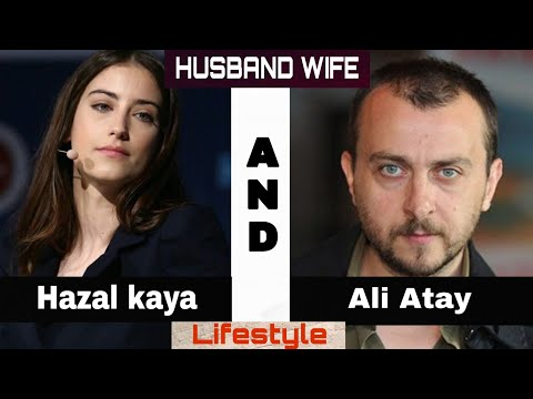 Hazal kaya and her husband Ali Atay Lifestyle by celebrity comparison 2019