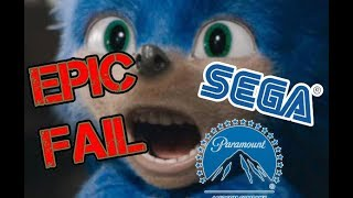 Sonic The Hedgehog - Angry Trailer Reaction!