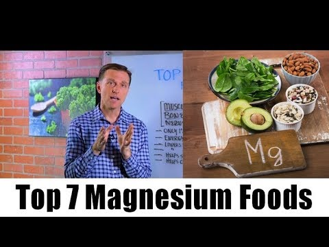 Top 7 Magnesium Foods