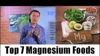 Top 7 Magnesium Foods