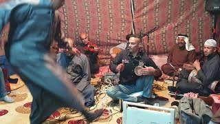 خشابه غناء جلال أبو فهد( أمه براوه+أوراق الشجر)