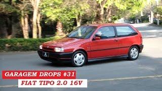 Garagem drops #31: fiat tipo 2.0 16v sedicivalvole, tradição esportiva italiana