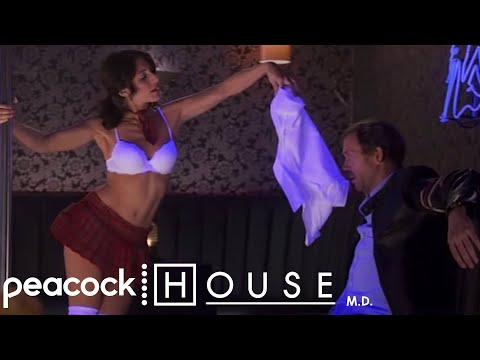 Cuddy's Striptease | House M.D.
