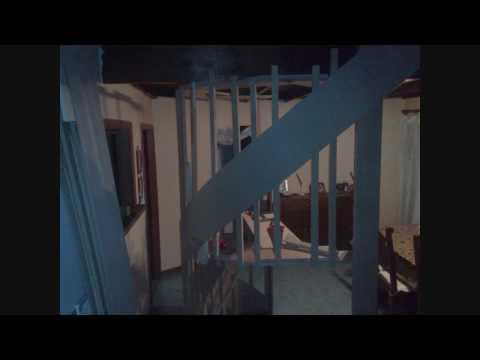 escalera de madera helicoidal con eje central parte 3 doovi