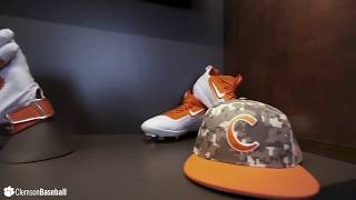 Clemson Baseball || Player Facility Tour