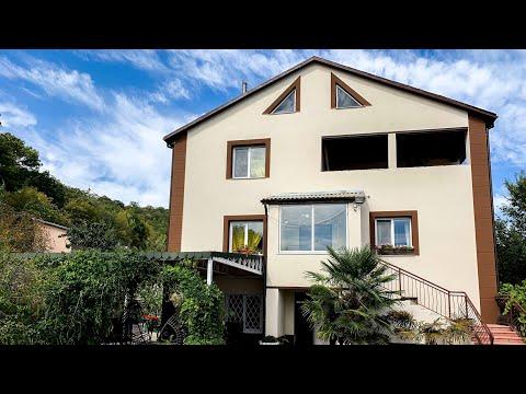 Продам большой дом с бассейном и красивыми видами в 5км от Алушты