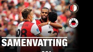 Samenvatting | Feyenoord - Excelsior 2018-2019