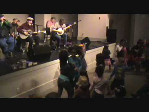 Last Chance Jug Band Stealin Mama don't tell on me.wmv