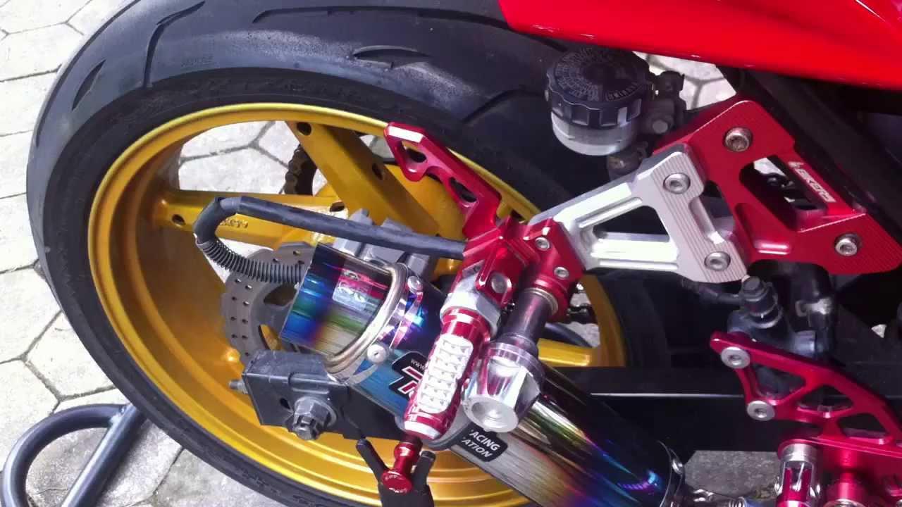 Ninja 250r With Ferrox R9 Mugello Ng By Yohan Maulana Full System New Klx 150 All Type
