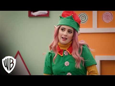 """A Cinderella Story: Christmas Wish"" Clip: Toys, Toys, Toys."