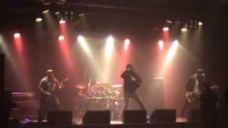 Negative Outlook - Live at Metal Inferno (27.11.15)