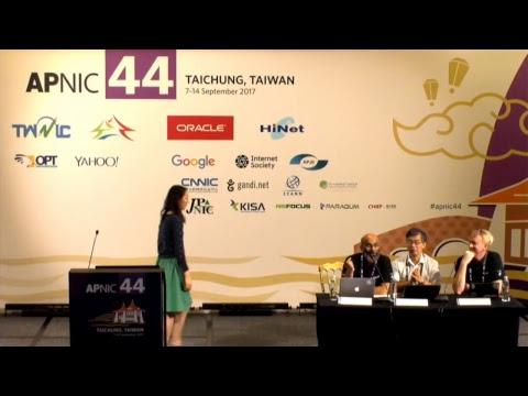 APNIC44 - Policy SIG 1