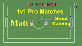 Finally!!! 1v1 Pro Matches : Matt : Myball.io