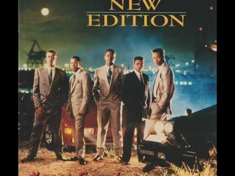 New Edition - Boys to Men (Remixed Version)