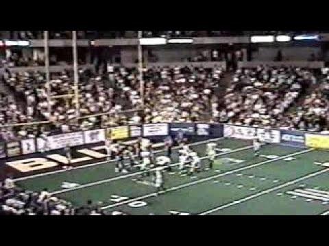 arenafootball2 Hawaiian Islanders at Bakersfield Blitz 7/31/2004