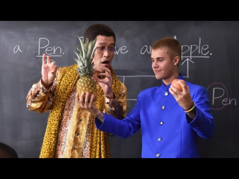 Justin Bieber's new Softbank commercial in Japan - Behind the Scenes