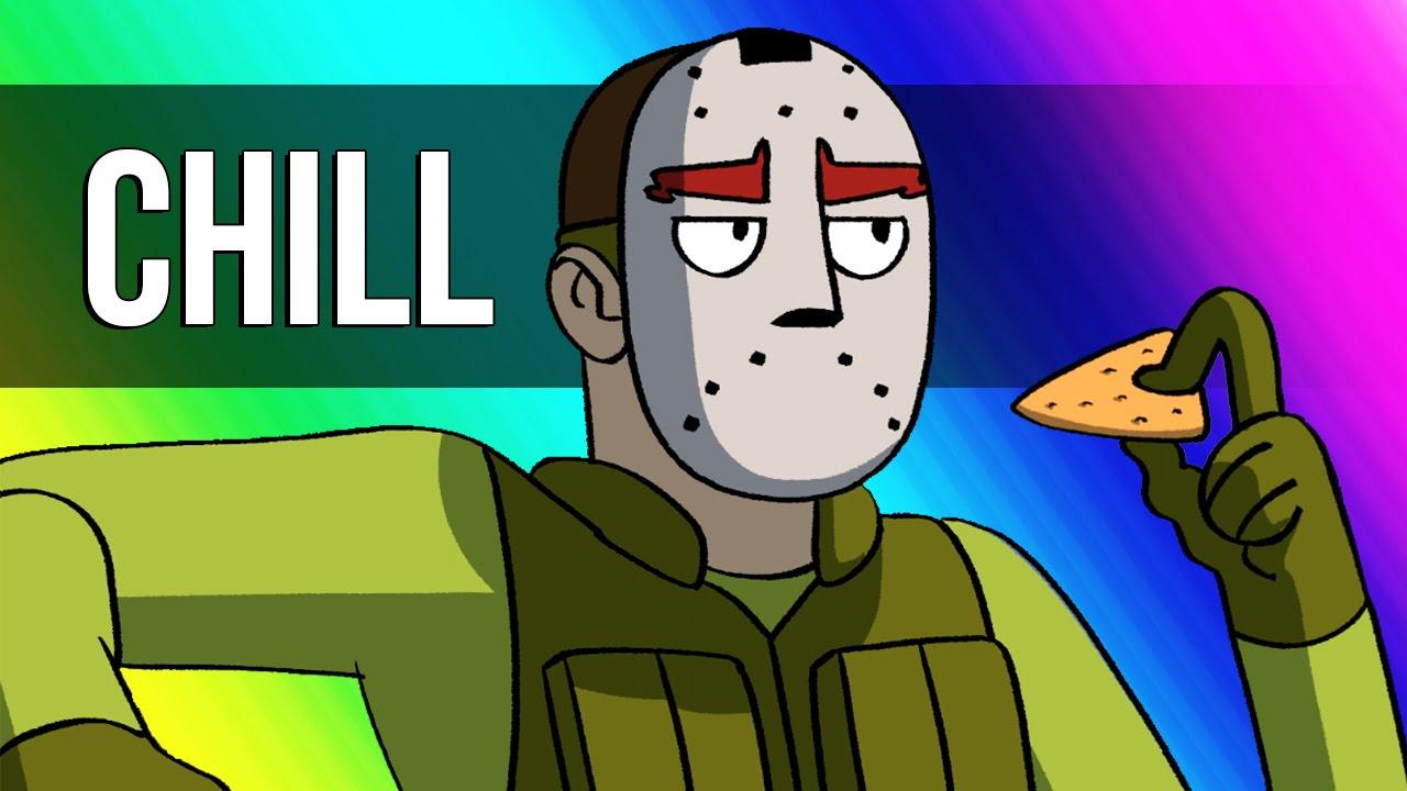 Vanoss Gaming Animated - The Chill Corner! - YouTube H20 Delirious Fan Art