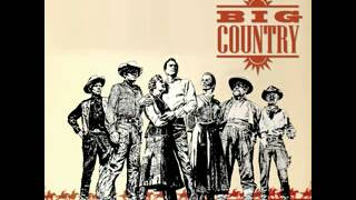 Big Country Live - October 8, 1990, Town and Country Club, London, England