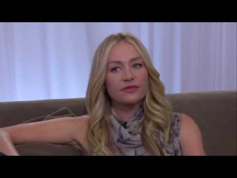 with Portia De Rossi about Better Off Ted