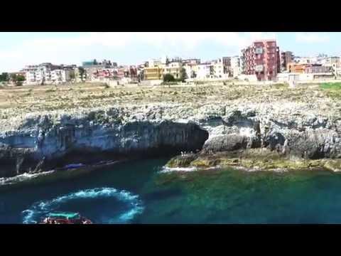 Deep Water Solo Sicily