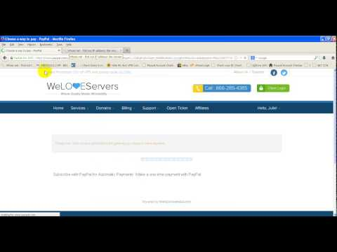 How to use zero 0 balance paypal account - PART 2