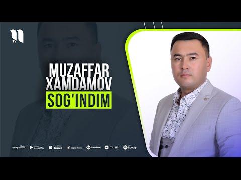 Muzaffar Xamdamov - Sog'indim