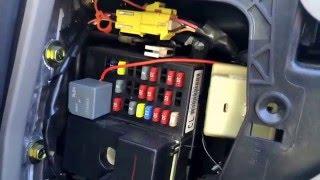 chevy impala 2000-2005 fuse box location - youtube  youtube