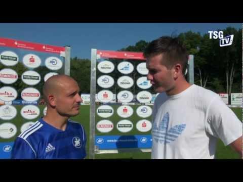Das Interview nach dem Spiel mit Salvatore Rogoli  16.09.2012