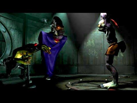 Oddworld: Abe's Oddysee ::: All 99 Mudokons ::: LONGPLAY ᴴᴰ ::: PlayStation