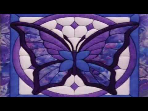 Butterfly Quilt Pattern Simple Quilting Patterns YouTube Awesome Butterfly Quilt Pattern