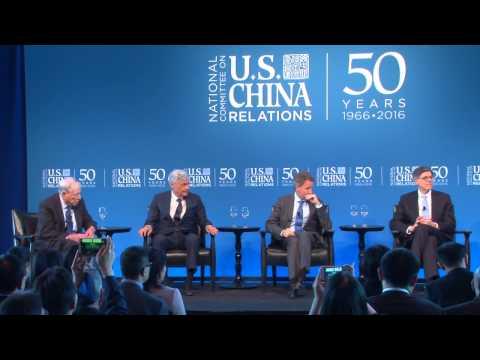 Leaders Speak: Treasury Secretaries