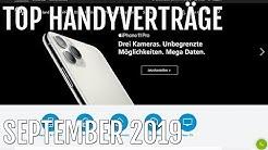 Die Besten Handyverträge mit iPhone 11 - September 2019
